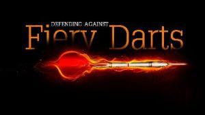 fiery darts