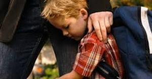 clinging